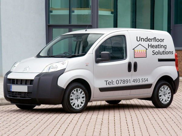 Servicing underfloor heating systems regularly will maintain excellent function.