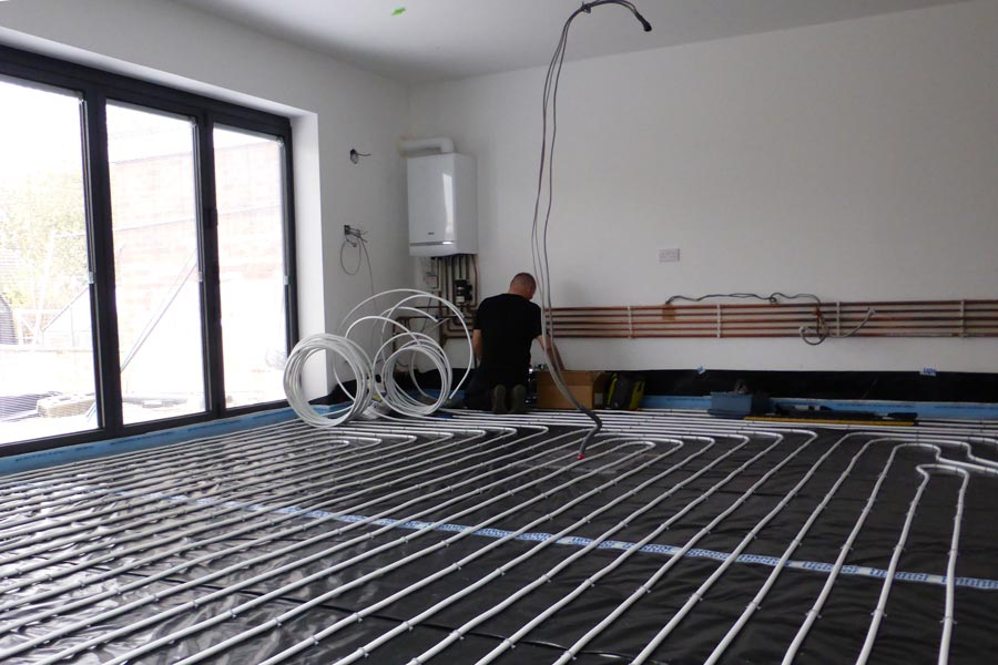 Underfloor Heating Solutions