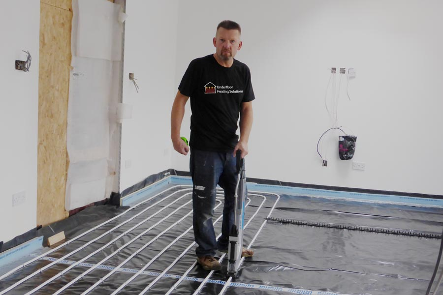 Contact Underfloor Heating Solutions